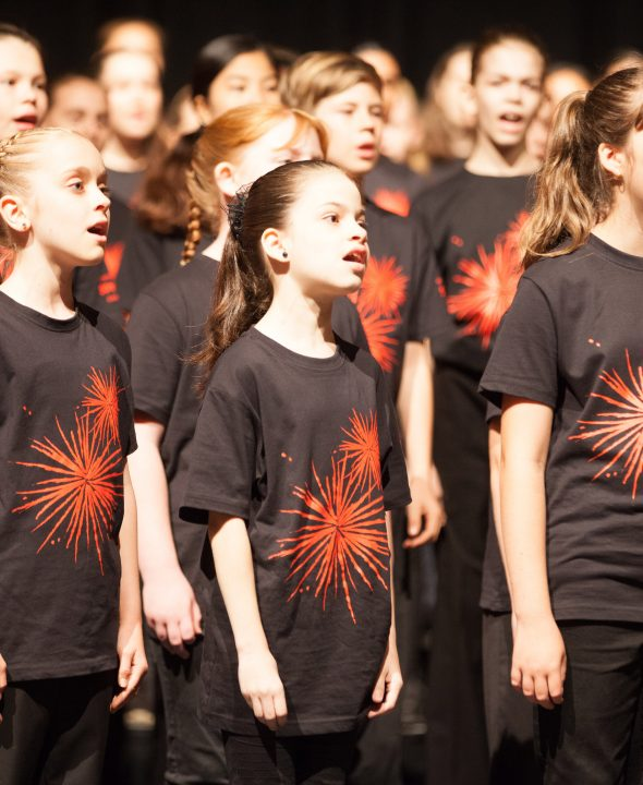 Sydney Children's Choir Heads for Wagga Wagga