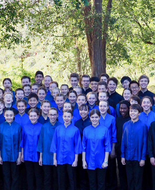 The Sydney Children's Choir in Recital
